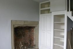 Trevalyn Hall fireplace restoration Wrexham5