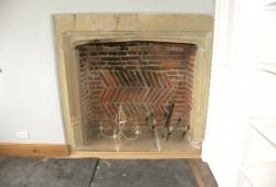 Trevalyn Hall fireplace restoration Wrexham7